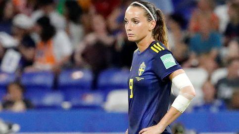 Así es Kosovare Asllani, la primera galáctica del Real Madrid femenino