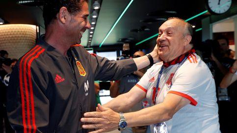 Irán, España y Manolo el del bombo, así anima la afición antes del partido