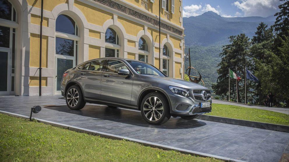Mercedes GLC Coupé: el SUV más deportivo de la marca alemana