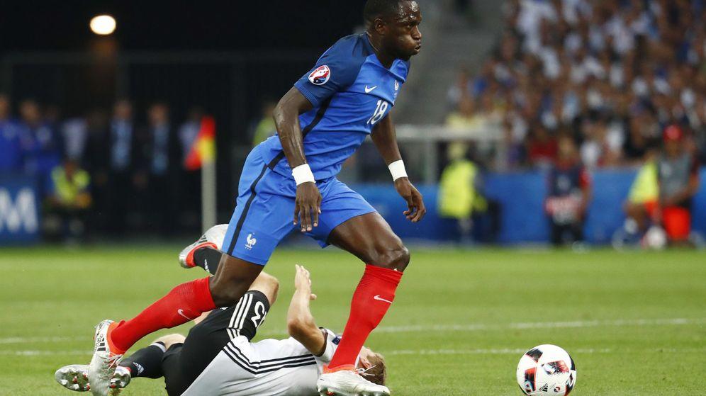 Foto: Moussa Sissoko durante un partido de la pasada Eurocopa de Francia (Reuters)