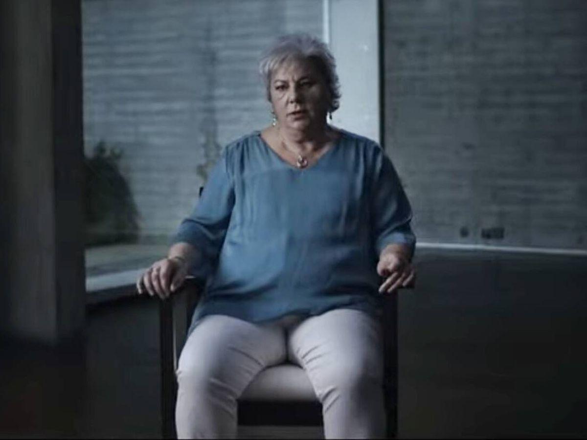 Foto: Dolores Vázquez en la actualidad. (HBO Max)