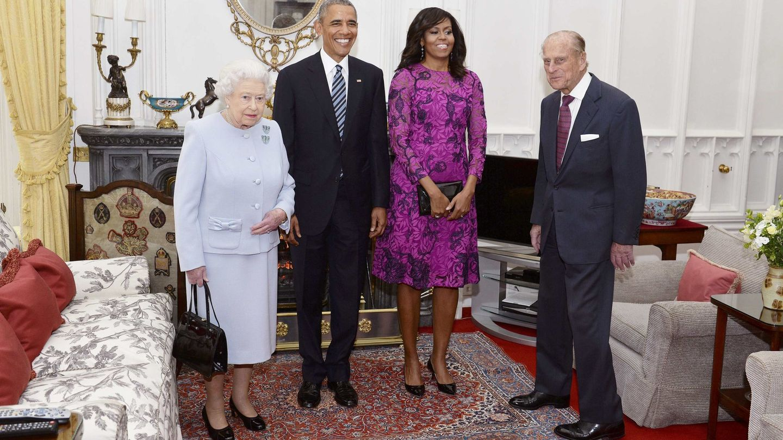 Los sofás de Windsor. (Reuters)