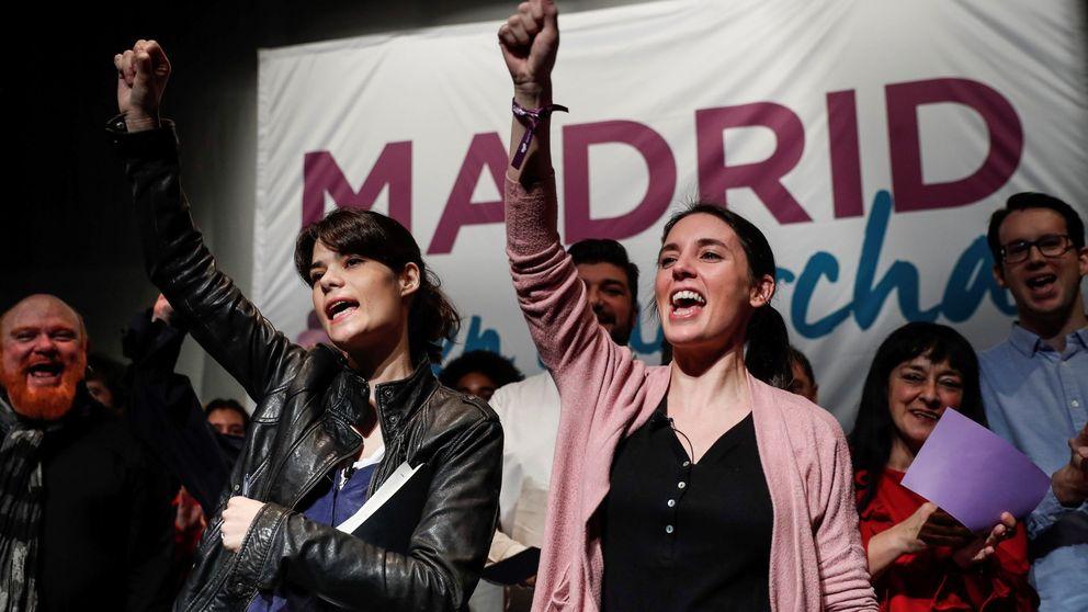 Así es el programa de Podemos e Isa Serra para la Comunidad de Madrid