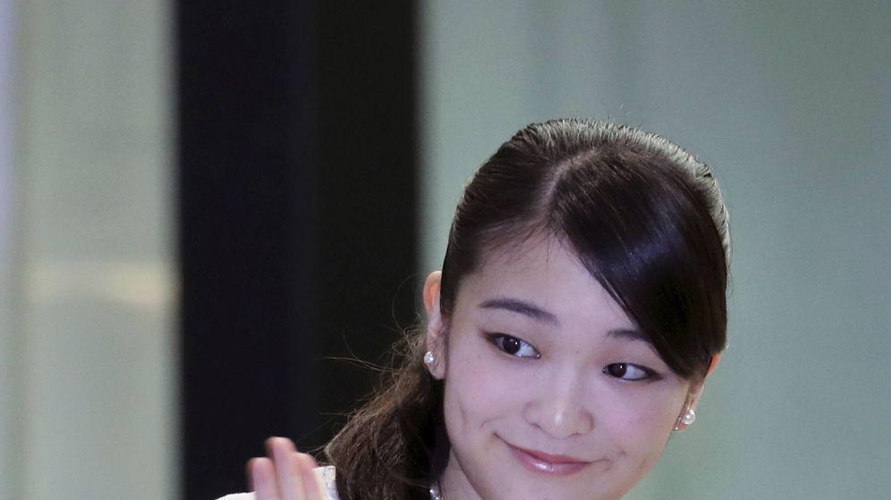 Foto: La princesa Mako en una imagen de archivo. (Gtres)