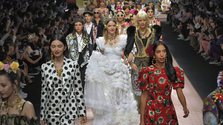 Dolce & Gabbana. (Cordon Press)
