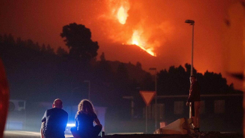 Foto: Tres semanas de erupción en La Palma, y subiendo. (EFE)
