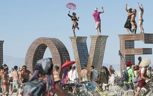 Burning Man: el festival hippy de los magnates de Silicon Valley