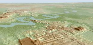 Post de Hallan la estructura maya más grande y antigua hasta la fecha