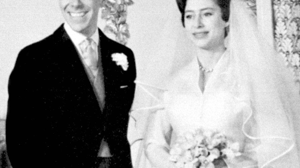 60 años de la boda de la princesa Margarita: un enlace por despecho con un sonado divorcio