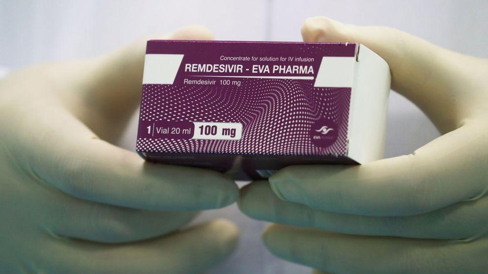 La Agencia Europea del Medicamento ve con buenos ojos el remdesivir para tratar el covid