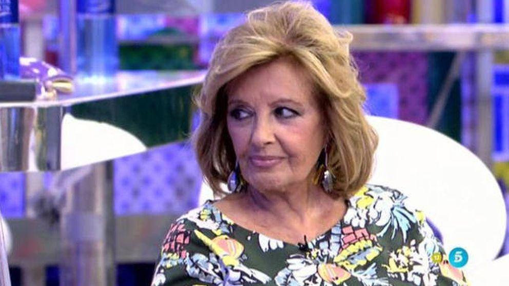Teresa Campos sobre la rajada de Gloria Ca: Que hablen aunque sea bien