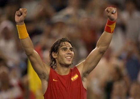 Bolt, Phelps y Nadal, entre los candidatos al galardón