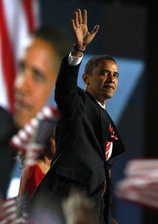Foto: Inesperado Nobel de la Paz para Barack Obama