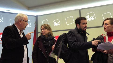 Garzón salva los últimos escollos  antes de asumir las riendas de IU