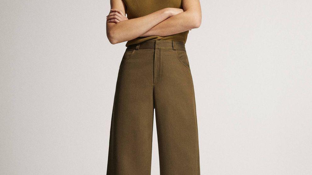 Si existe el pantalón perfecto probablemente se parezca a este de Massimo Dutti