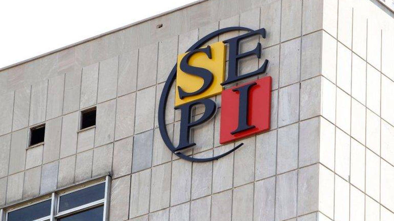 Imagen de archivo de la sede de la SEPI. (EFE)