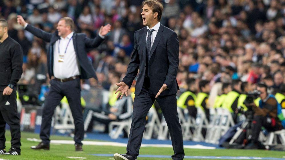 Foto: Julen Lopetegui fue despedido en octubre de 2018 por el Real Madrid. (EFE)