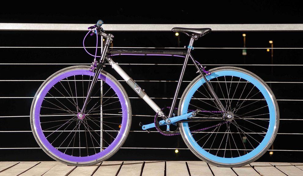 Foto: Crean una bicicleta que gana la batalla a los ladrones: es imposible de robar