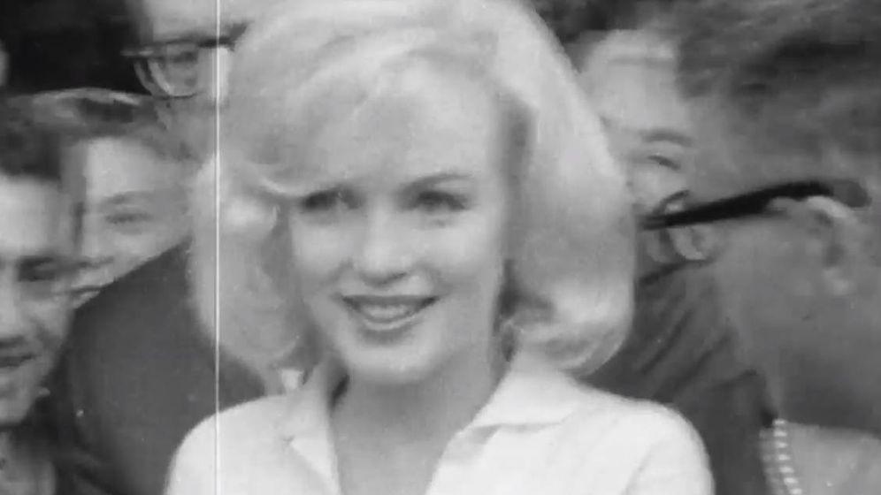 Foto: Marilyn Monroe en un momento del documental. (Fox News)