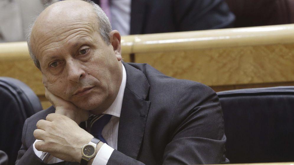 Foto: José Ignacio Wert, nombrado nuevo embajador de España ante la OCDE