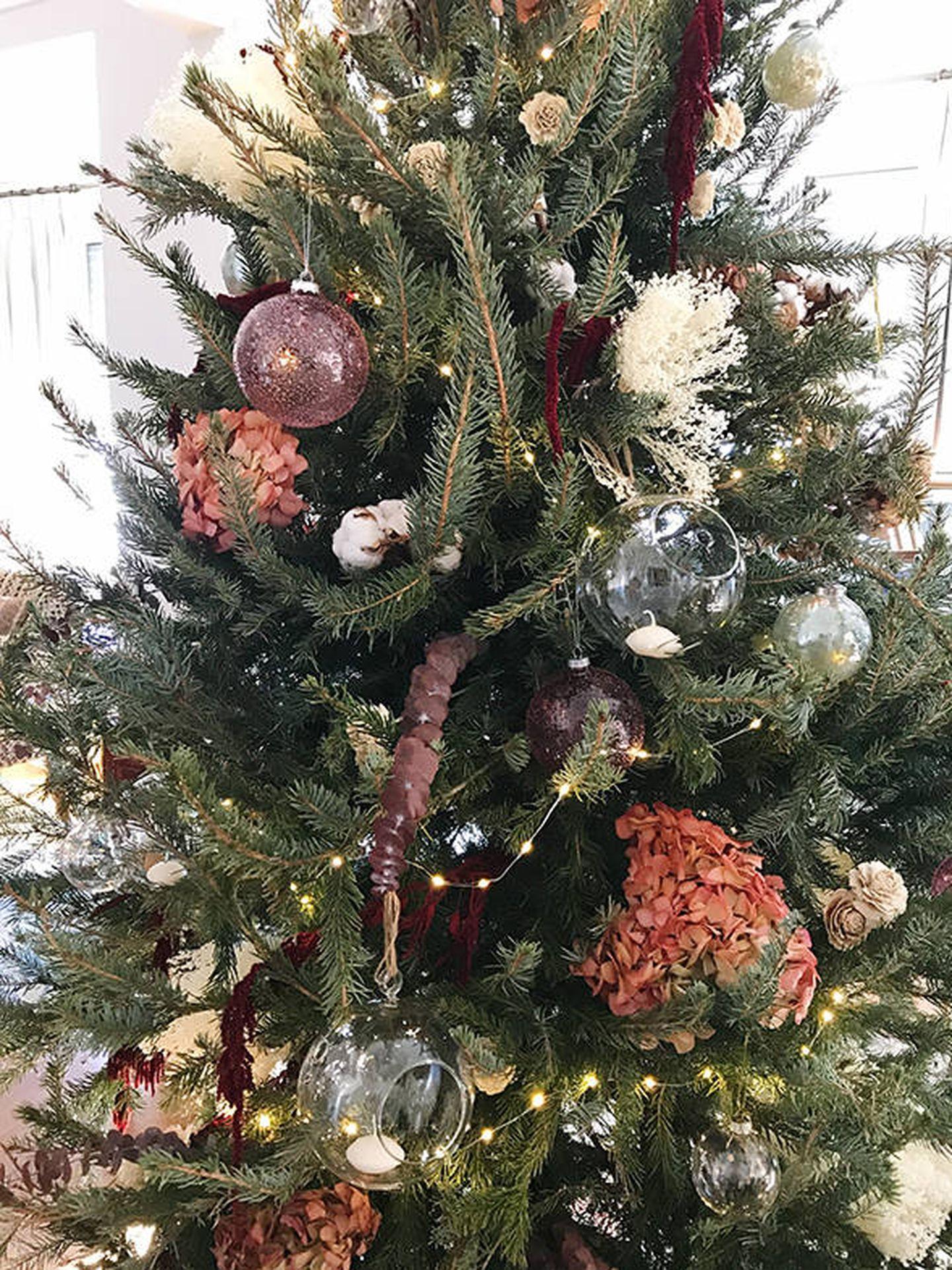 El árbol que adornará tu Navidad. (Cortesía Marengo)