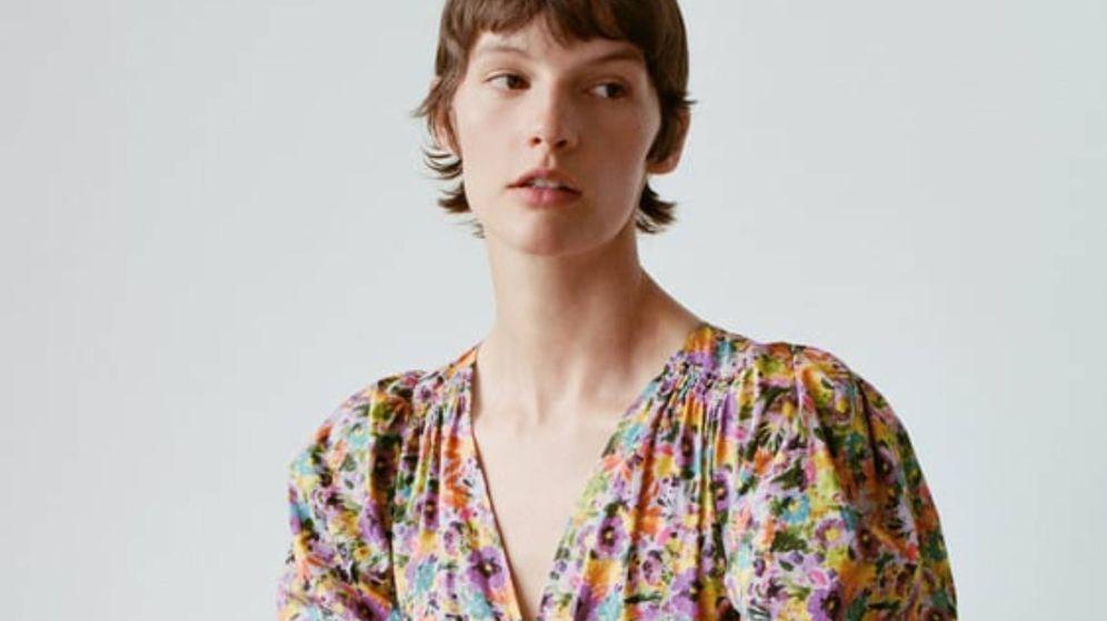 Foto: Nuevo vestido de Zara. (Cortesía)