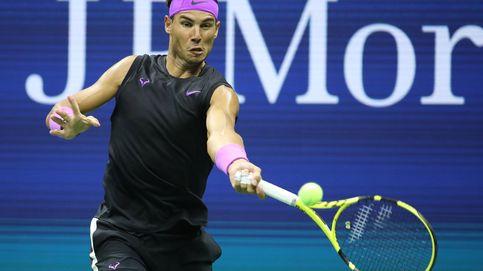 Rafa Nadal en directo: el manacorí afronta fresco su duelo del US Open contra Chung