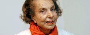 Liliane Bettencourt, ingresada por neumonía