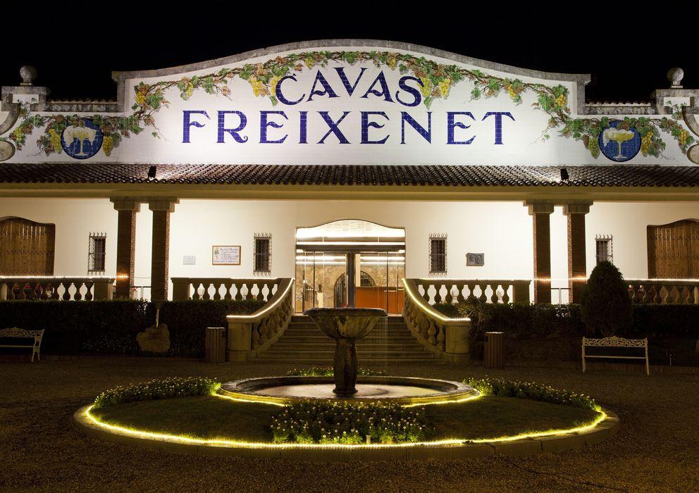 Foto: La sede de Freixenet
