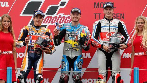 Márquez consigue un segundo puesto con sabor a victoria en Assen