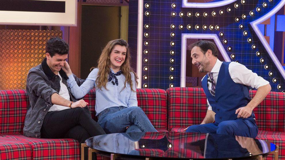 Amaia y Alfred hablan de la presión a la que se ven sometidos para ganar Eurovisión