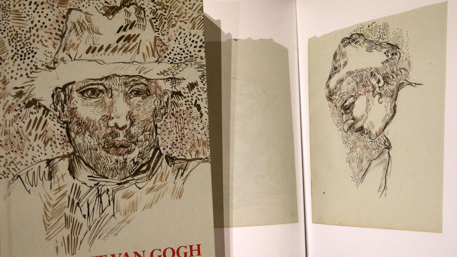 El Cuaderno De Dibujos Inédito De Van Gogh No Es De Van Gogh