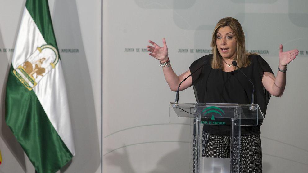 Susana Díaz no 'prestará' diputados andaluces para investir a Rajoy