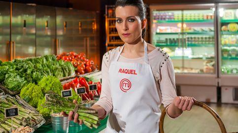 Raquel abandona entre lágrimas las cocinas de 'MasterChef'