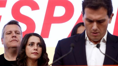 Rivera dimite tras el desastre electoral