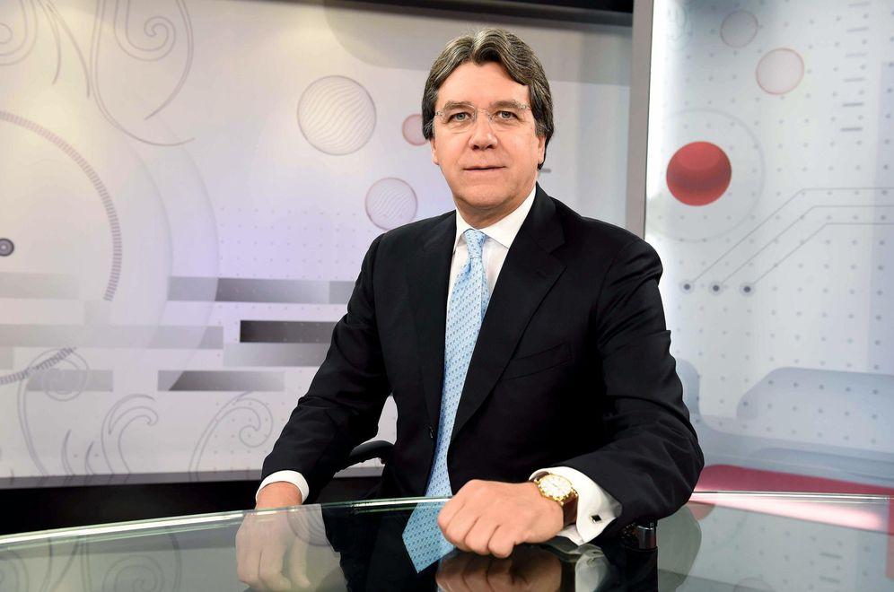Foto: Carlos Jarque se reincorpora a América Móvil tras su dimisión como CEO de FCC.