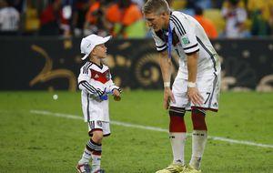 Schweinsteiger, el rebelde que unió lo mejor de Alemania