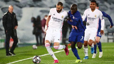 Chelsea-Real Madrid, en directo | Zidane busca el pase a la final de la Champions