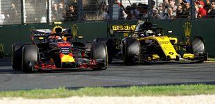 Post de Verstappen y Renault a raquetazo limpio para finiquitar su relación