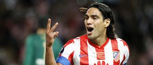 Foto: La suplencia de Falcao en la Europa League, ¿estrategia deportiva o de venta?