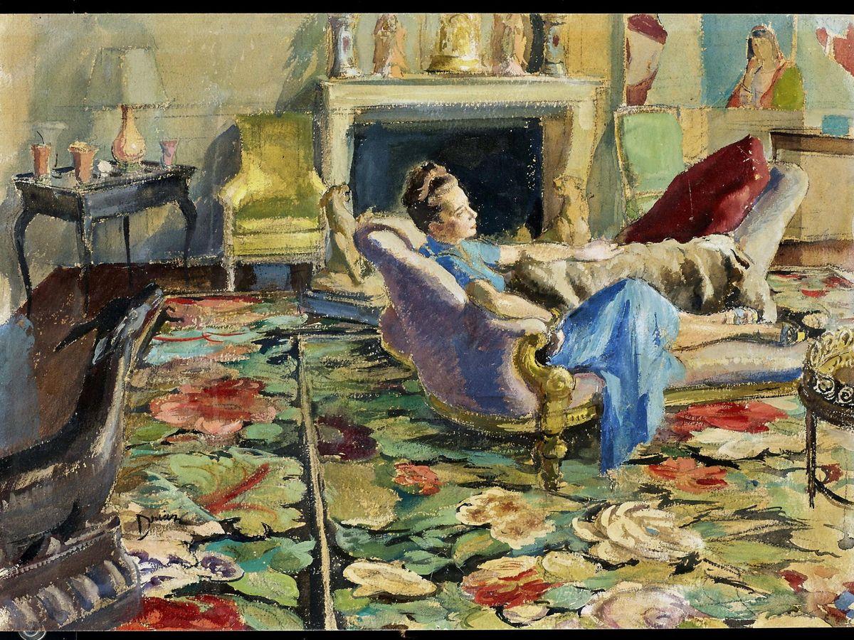 Foto: El arte de Schiaparelli. (EFE)