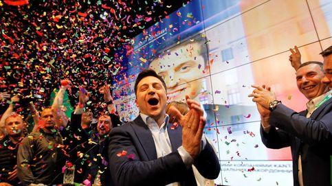 Ucrania vota por el cambio: el cómico Zelenski gana las elecciones presidenciales