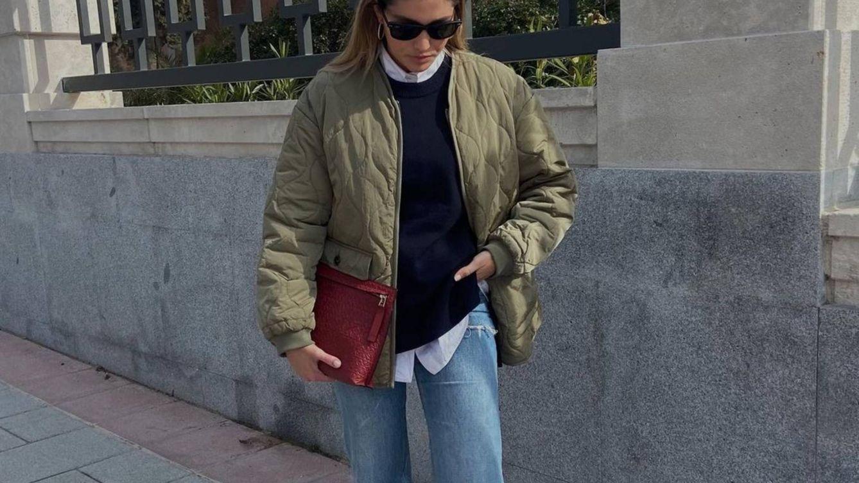 La chaqueta acolchada preferida de las influencers es de Zara y tenemos las pruebas