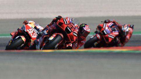 Cuantos más ganadores haya en MotoGP, mejor para Quartararo