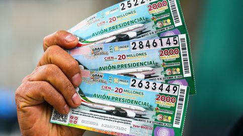 México rifa su avión presidencial este martes... pero el premio no es un avión