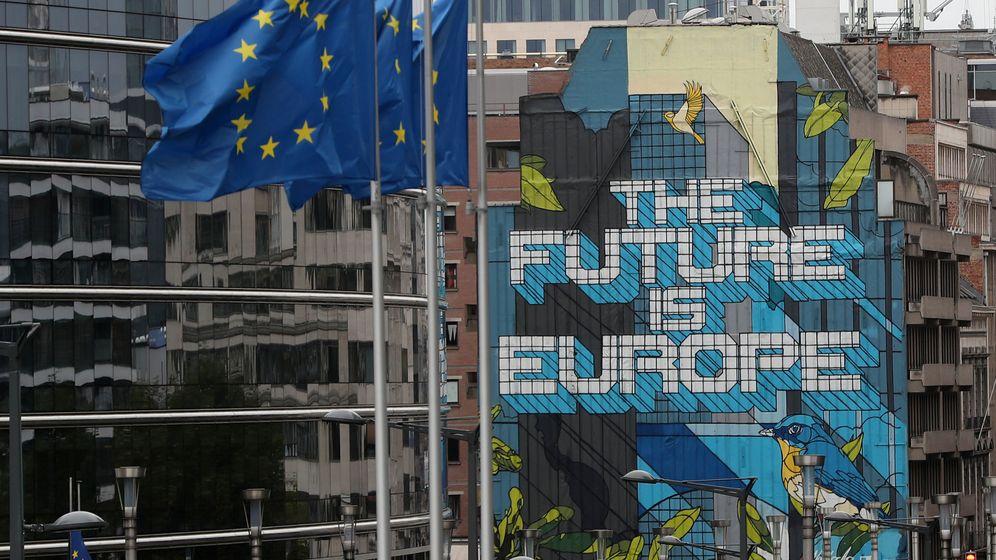 Foto: El edificio de la comisión europea en Bruselas. (Reuters)