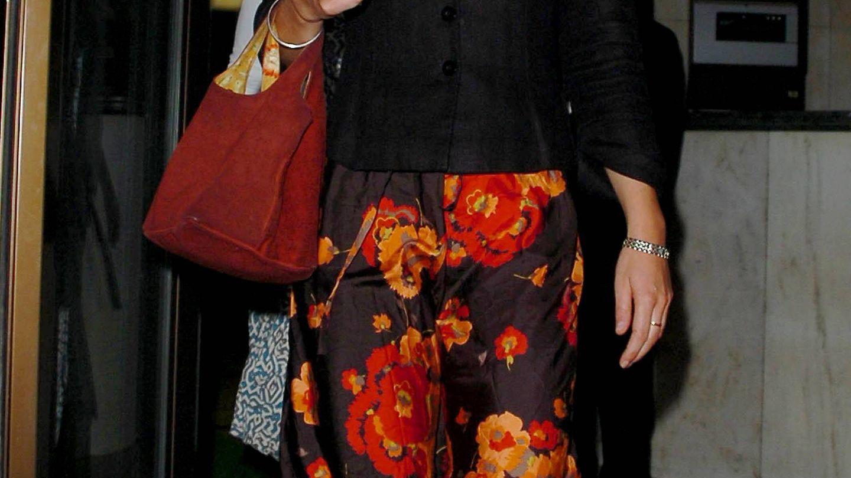 Kate Middleton, con las mejillas más llenas en 2006. (Cordon Press)