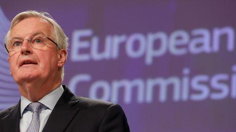 Barnier advierte de serias divergencias con UK tras la primera ronda pos-Brexit