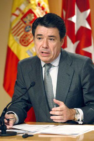 Nacho González, número dos de Aguirre, será consejero general de Caja Madrid