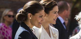 Post de V&M de H&M: los 179 euros que unen a Victoria de Suecia y Mary de Dinamarca